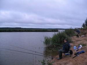 Платный пруд в Раково