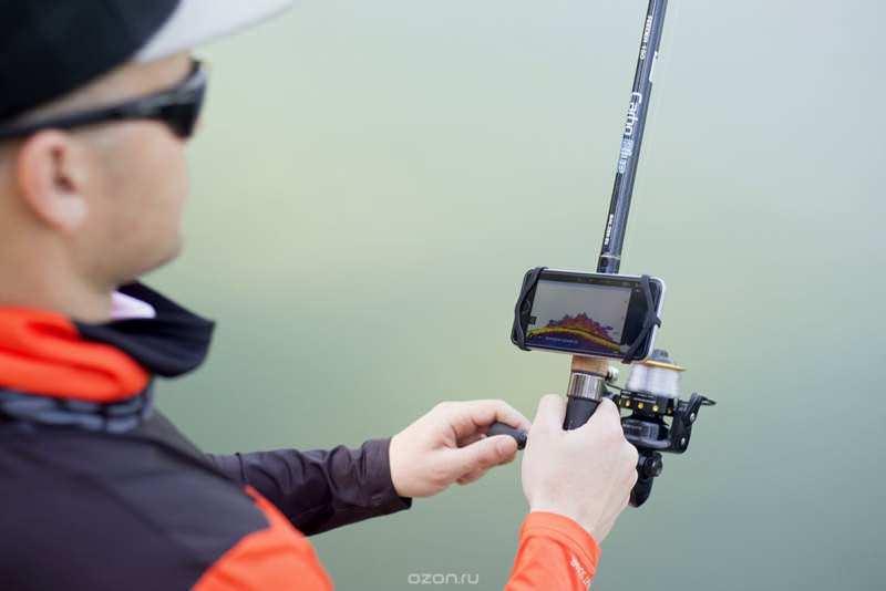 Беспроводные эхолоты Deeper Smart Sonar Pro+, Pro и 3.0 - поиск рыбы и создание карт водоема