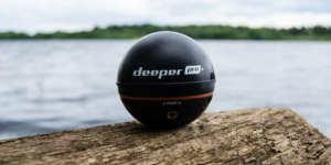 Беспроводные эхолоты Deeper Smart Sonar Pro+, Pro и 3.0 – поиск рыбы и создание карт водоема