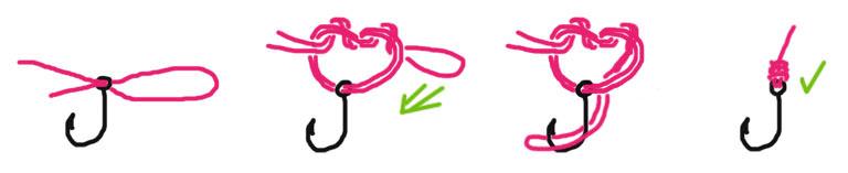 Схема узла тройной Паломар