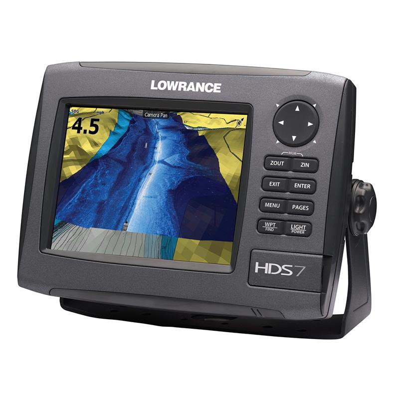 Эхолот Lowrance HDS-7 GEN2