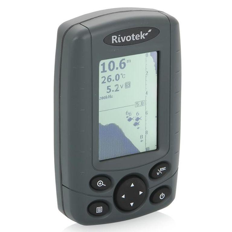 Модель эхолота Rivotek Fisher 20 Dual