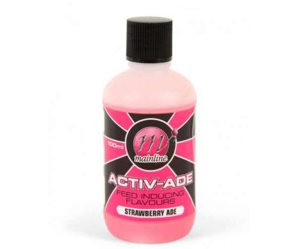 Активатор клева Active Strawberry Ade