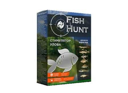 Активатор клева Fish Hunt