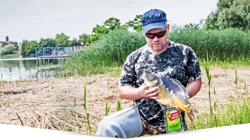 Рыбалка с активатором клева